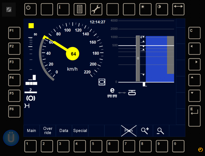 Simulator - ETCS